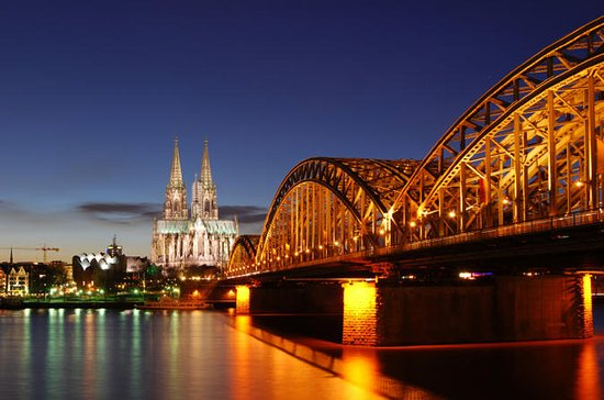 cologne rhine river dinner cruise - Koln Must See