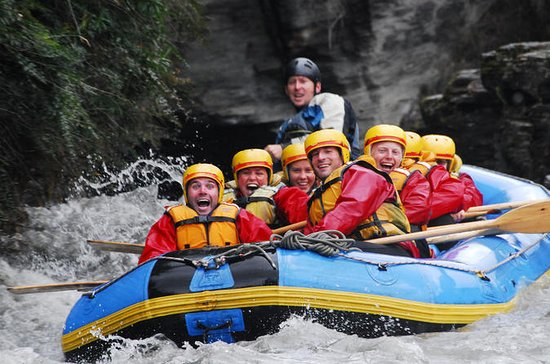 Queenstown Shotover River White Water...