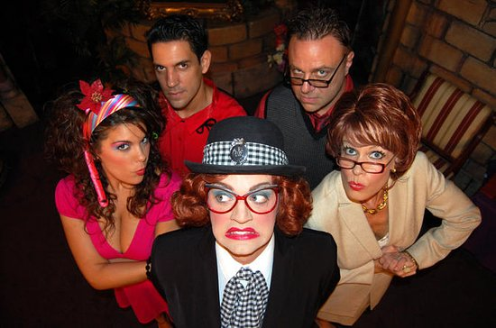 Sleuth's Mystery Dinner Show, Orlando