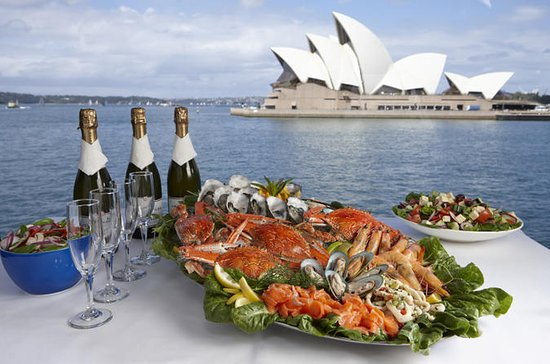 Seafood Buffet Lunch Cruise on Sydney...