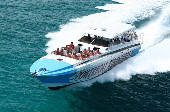 Exuma Powerboat Tour from Nassau