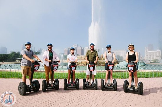 steves segway tours chicago coupon