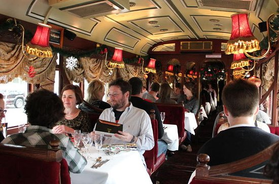 Colonial Tramcar Restaurant Tour of...