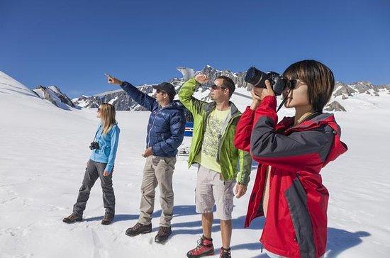 Franz Josef Mountain Scenic...