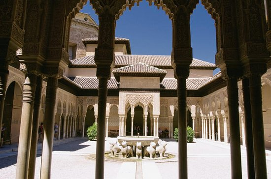 Alhambra and Generalife Gardens...