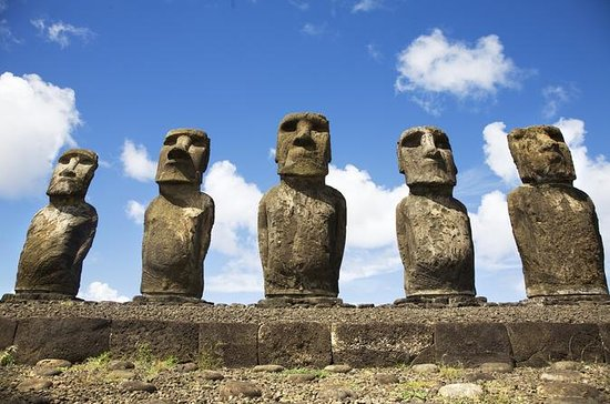 4-Day Tour of Easter Island: Moai...