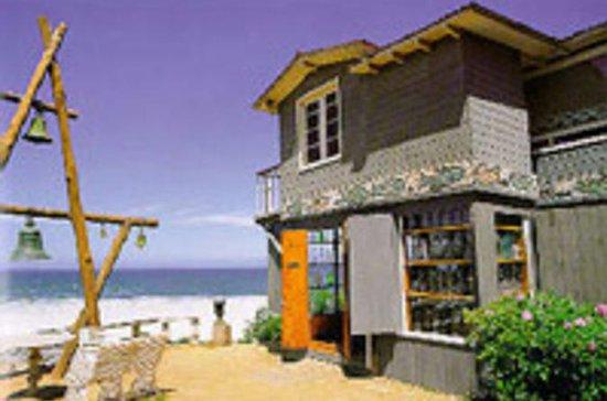 ネグラ島とパブロネルーダ博物館日帰り旅行(サンティアゴ島)