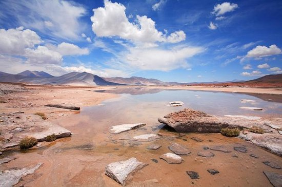 Atacama Desert 4-Day Tour: Moon...