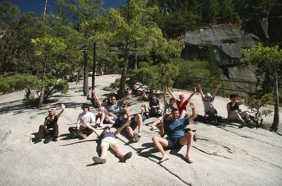 Small-Group Yosemite Tour from San...