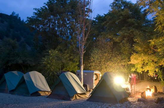 3-Day Yosemite Camping Adventure from...