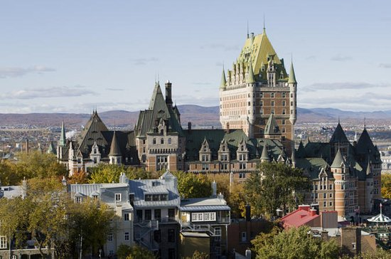 Quebec City sightseeingtur