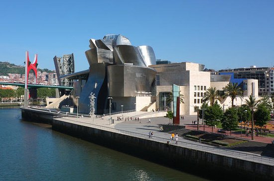 Guggenheim Bilbao Museum Private Tour...