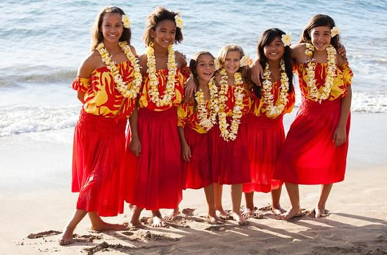Toegang tot het Polynesian Cultural ...