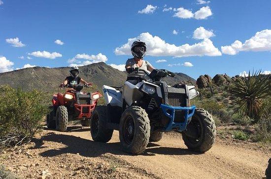 Hidden Valley ATV Half-Day Tour from...