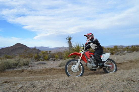 Hidden Valley and Primm Extreme Dirt