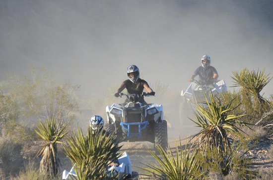 Hidden Valley and Primm Extreme ATV