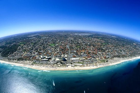 Perth Beaches and Fremantle Coast...