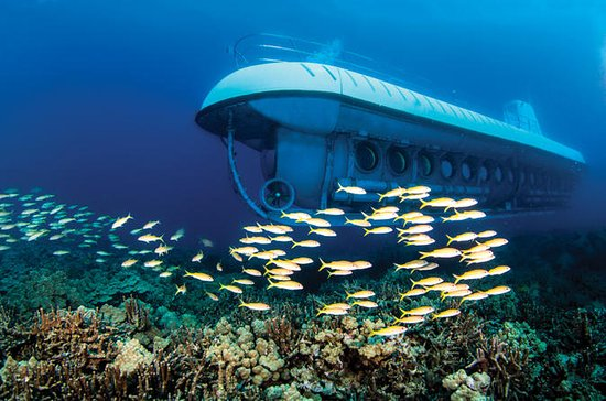 Kona Submarine Adventure and Royal...
