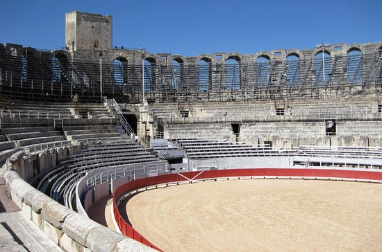 Private Tour: Arles and Les Baux de