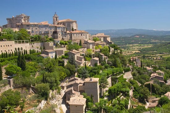 Lavender and Villages in Provence Day...