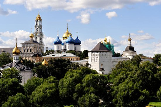 Sergiev Posad Day Trip from Moscow...