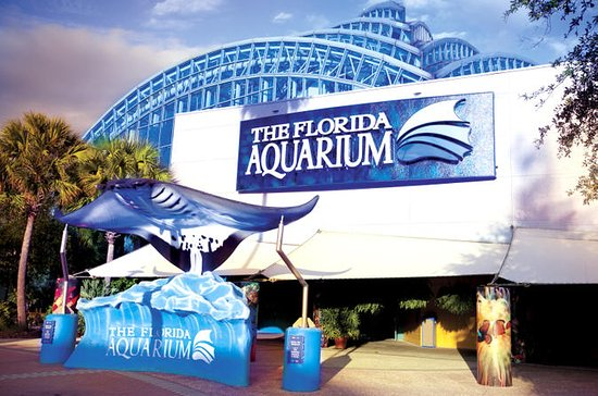 The Florida Aquarium in Tampa Bay