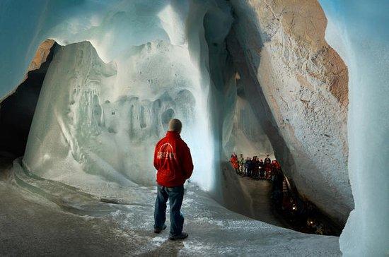 プライベートツアー:ザルツブルグからのヴェルフェン氷窟冒険