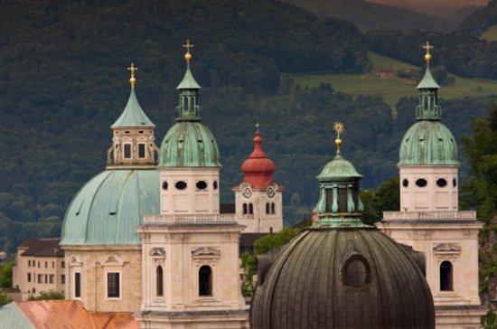 Salzburg Historical Walking Tour