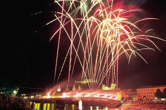 3-Night New Year's Package in Salzburg