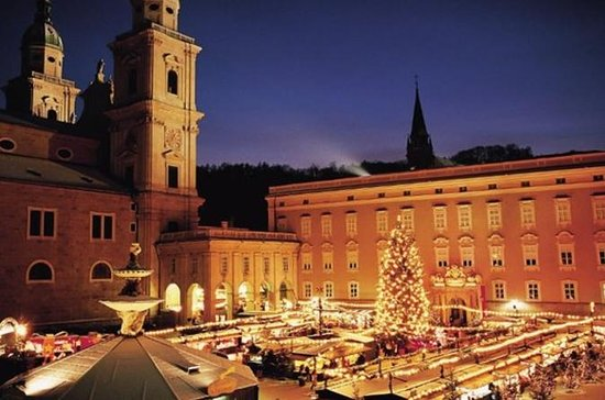 2-Night Christmas Package in Salzburg
