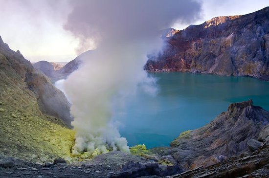 2-Day Private Bali Tour: Kawah Ijen...