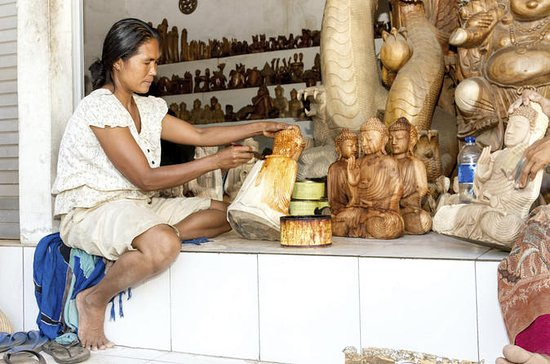 Bali Arts and Crafts Tour Including ...