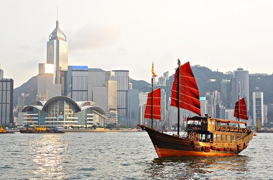 Tour Privado: Ilha de Hong Kong