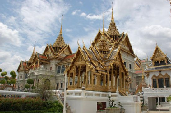 Bangkok's Grand Palace Complex and...