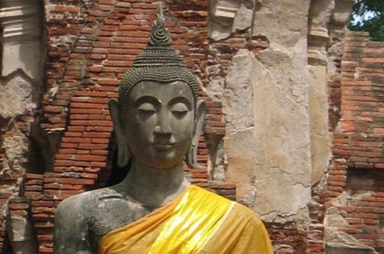 Ayutthaya Temples Tour & River Cruise from Bangkok with Lunch