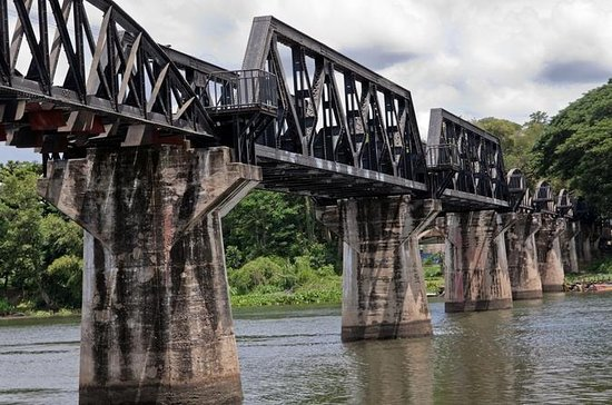 Burma Death Railway Bridge and Kwai...