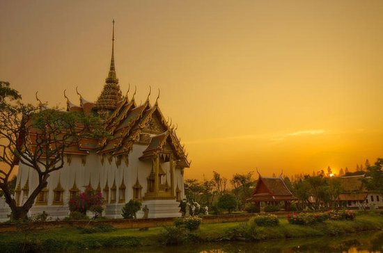 6 Jours dans la Thaïlande du Nord...