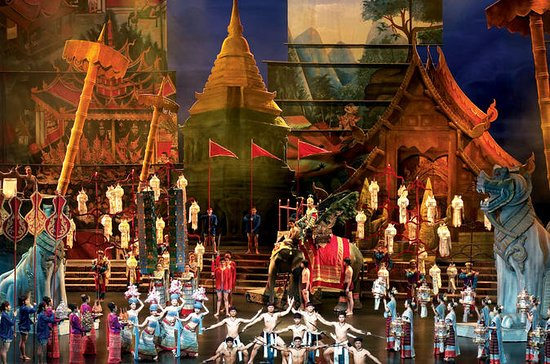 Siam Niramit Show in Phuket with Hotel Transfer and Optional Dinner
