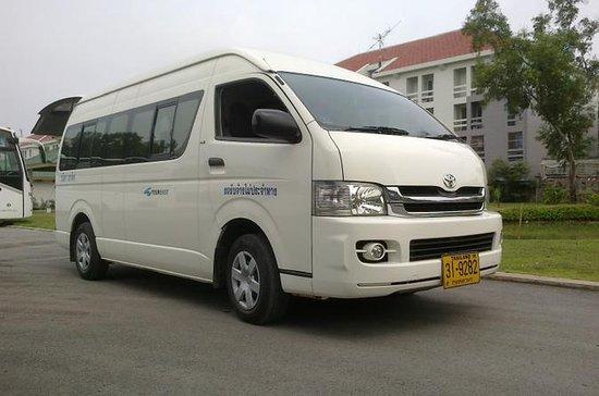 Phuket Shared Arrival Transfer