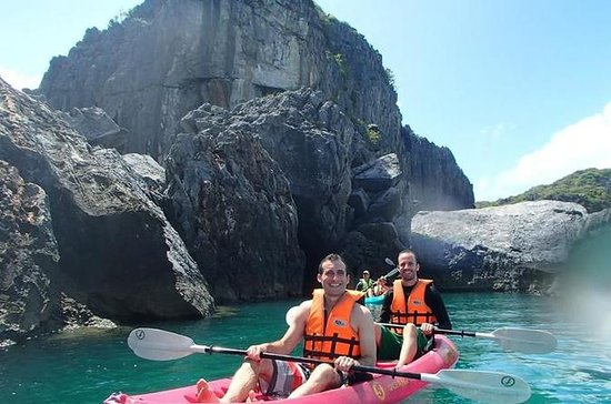 Sea Kayaking at Ang Thong National...
