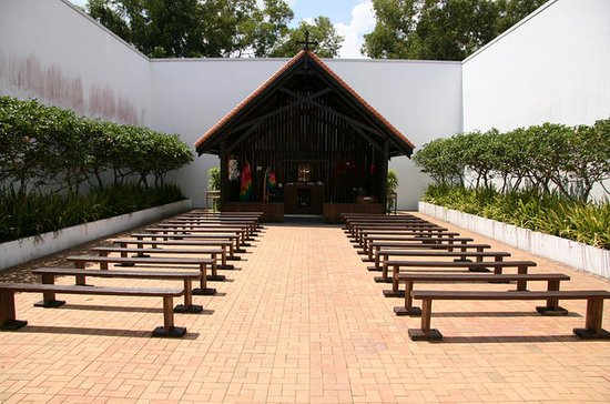Changi Chapel and Museum Malay History Private Tour