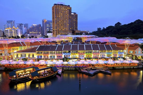 Private Tour: Singapore by Night Tour...