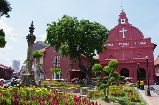 Historical Malacca Full-Day Tour from...
