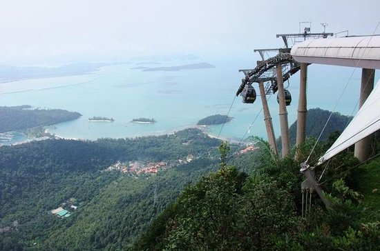 Langkawi Cable Car Ride and Oriental...