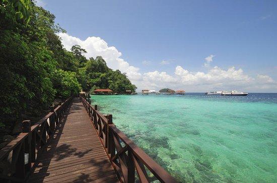 Parque Marino de Pulau Payar desde...