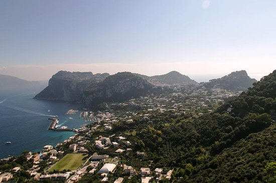 Capri Full-Day Sightseeing Tour with...