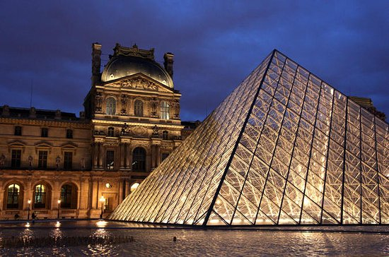 Skip the Line: Evening Louvre Tour...