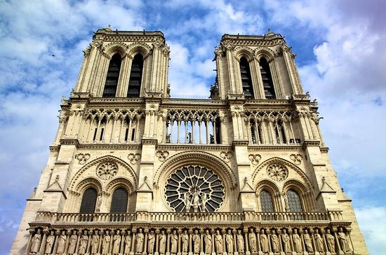 Skip the Line: Notre Dame Cathedral...