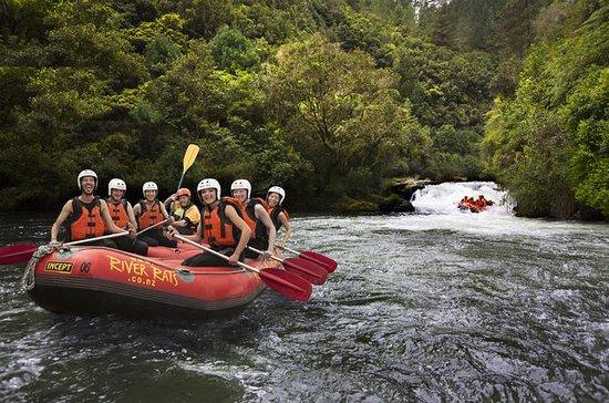 Rangitaiki River White Water Rafting...