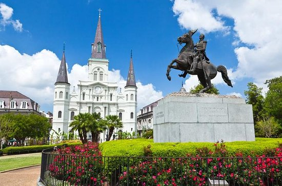 New Orleans City Tour and Steamboat Natchez Harbor Cruise